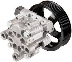 Well Auto 21-5363 New Power Steering Pump 03-09 4Runner 4.0 L 07-09 FJ Cruiser 07-10 Sienna 05-06 Tundra 6 Cyl