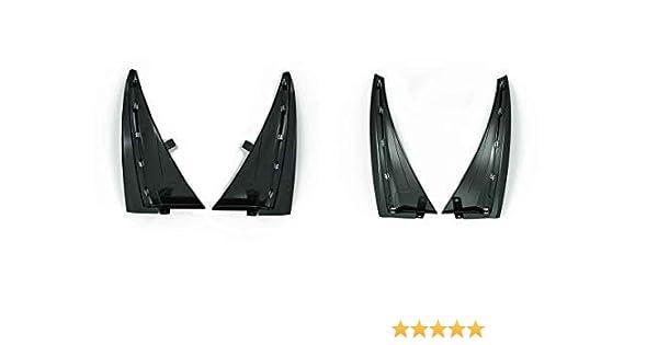 44c60f2986c Amazon.com: ACS Composite C7 Corvette Stingray Grand Sport Z06 and ZR1 XL Rock  Guards/Splash Guards | Painted Carbon Flash Metallic (Front + Rear): ...