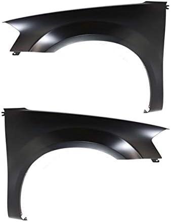 Koolzap For 08-10 Avenger Front Fender Quarter Panel Left Right Side SET PAIR