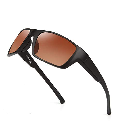 JYS Sports Sunglasses for Men Women Cycling Running Driving Fishing Baseball Sports Sun Glasses Father's Day Gift -