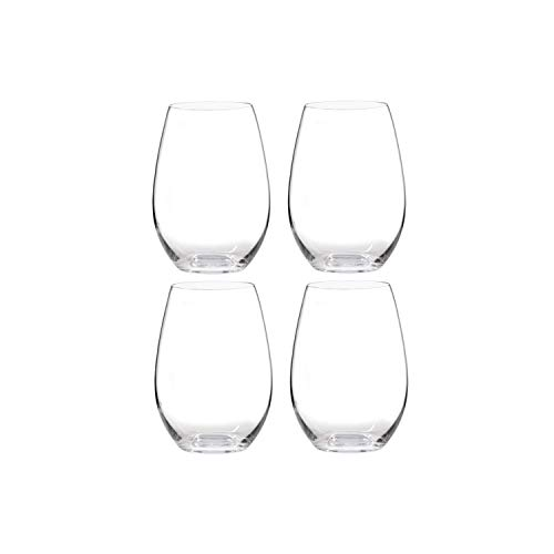 - Riedel O Wine Tumbler (Syrah/Shiraz, Set of 4)