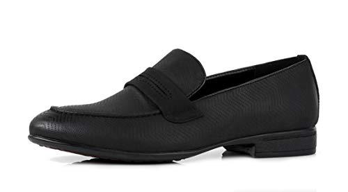 Style Noir Habillé Pour Mariage Chaussures Décontracté Enfiler Uk Élégant Hommes À Habillées Designer Bureau Jas Uq6ngAn