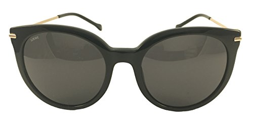 SLW946G580700 para Shiny Mujer 58 Gafas Sol Loewe Black de ZwUqdvvI
