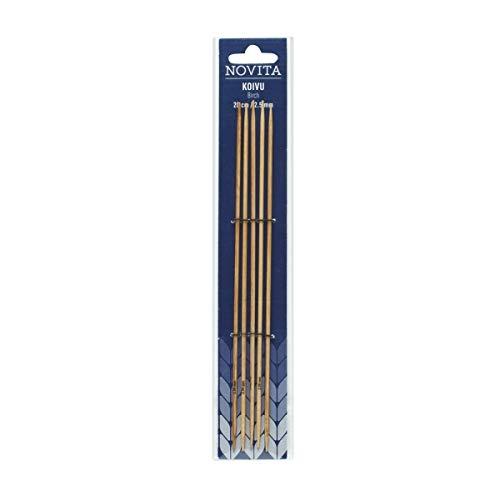 Novita Crested Bristles Needles Size 4mm by Novita