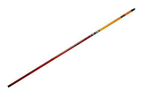 Rose City Archery Port Orford Cedar Extreme Elite Crown Dipped, Crested & Nocked Shafts (6 Pack), 11/32
