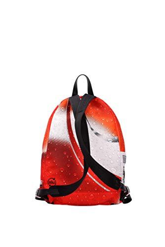 Zaini a76988252 Tessuto Unisex Moschino Marsupi Rosso E dCw7TqHp