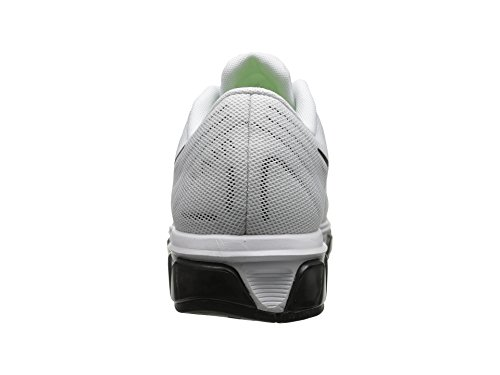 Nike Women's Air Max Tailwind 6 White/Volt/Black 2 11.5 B - Medium