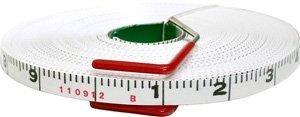 Sokkia Eslon Fiberglass Appraiser's Measuring Tape Refill 845284 (10ths) by Sokkia