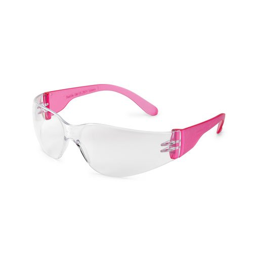 Gateway Safety Starlite Sm Pink Safety Glasses Pink Clear Le