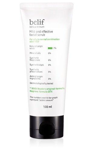 Belif-Mild-And-Effective-Facial-Scrub-100ml
