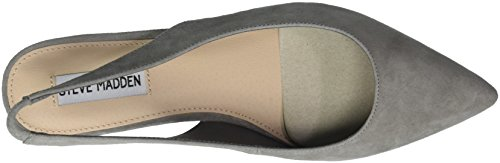 clearance affordable real online Steve Madden Women's Envi Ballet Flat Taupe Suede low shipping ionv6OYH