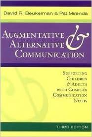 Augmentative & Alternative Communication: Supporting Children