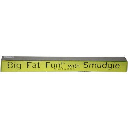 Tigi Bed Head Fat (TIGI Bed Head Big Fat Fun With Smudgie Lip Liner, Black Cherry, 0.1 Ounce)