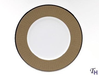 [Noritake Cameroon Sand 9-Inch Salad Plate] (Cameroon Sand Accent)