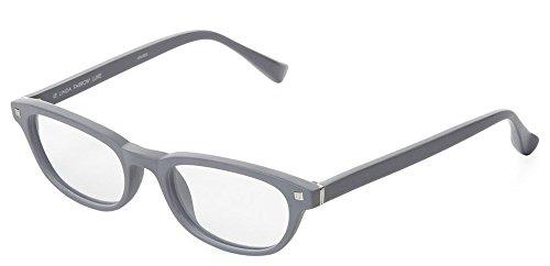 Linda Farrow Luxe 22 C 3 Handmade Acetate Oval Optical Frames with Demo - Farrow Frames Linda