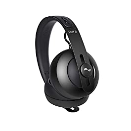 nuraphone — Wireless Bluetooth Over Ear Headphones with Earbuds, Creates Personalized Sound, Active Noise Cancellation…