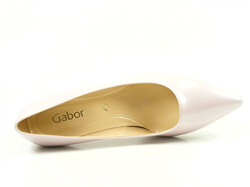 Gabor 61 material mujer de sintético de Rosa tacón 250 Zapatos rradCqwH