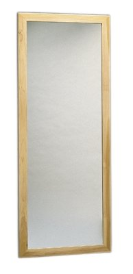 "Glass Mirror, Wall Mount, Vertical, 22"" W X 60"" H - Vertical, 22"" W X 60"" H - 19-1110 -  - mirrors-bedroom-decor, bedroom-decor, bedroom - 313mDFOl%2BML -"