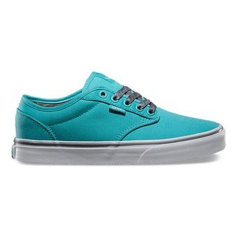 Canvas Animal Vans Vans Atwood Atwood Blue qvwv7