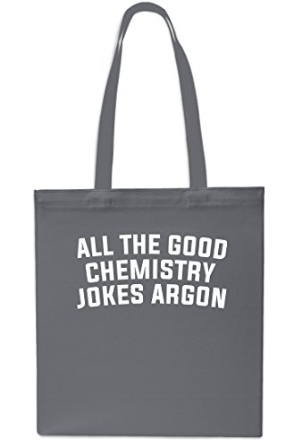 x38cm 10 42cm litrest Gym Shopping Good All Grey Beach The Small Tote Argon Bag Grey Jokes Chemistry TWPxqp