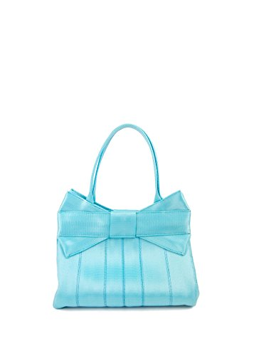 Harveys Seatbelt Bags Bow Mini, Robins Egg ()