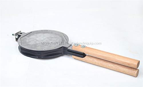 Egg Iron Egg-shaped Pan Nonstick Surface Cast-aluminum Maker Egg Baking Bakeware Egg Walf Baking Tool