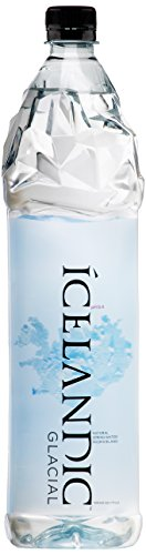 Icelandic Glacial Natural Spring Water, 1.5 Liter, 12 Count