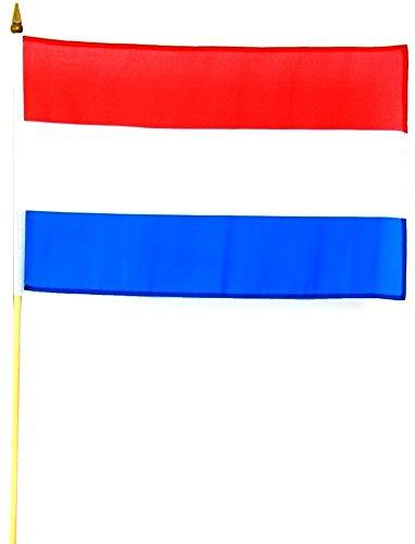 Bandera de Holanda pequeño