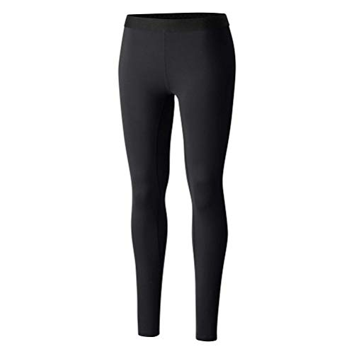 Columbia Women's Midweight Stretch Tights Black Medium R