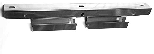 Grill Parts Zone Burner Support Bracket for Perfect Flame SLG2007A, SLG2008A, 61702 Gas Models