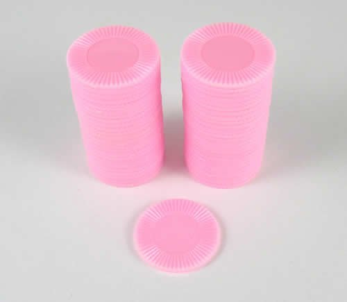 Why Should You Buy Koplow Games Mini Poker Chips, Pink