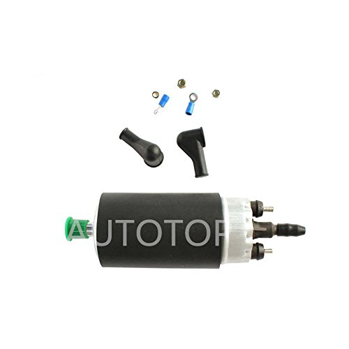 AUTOTOP Inline High Performance Electirc Fuel Pump Universal Replacement For BMW FIAT EAGLE MEDALLION LANCIA ALFA ROMEO VOLKSWAGEN JAGUAR 0580464070