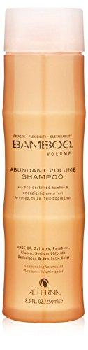 Bamboo Hair Shampoo - Bamboo Volume Abundant Shampoo, 8.5-Ounce