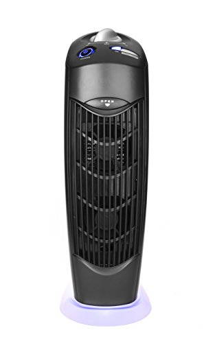Atlas Ionic Electrostatic UV Carbon Filter Air Purifier Negative Ion Generator