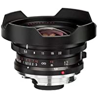 Voigtlander Ultra Wide-Heliar 12mm f/5.6 Aspherical III Lens for M-Mount