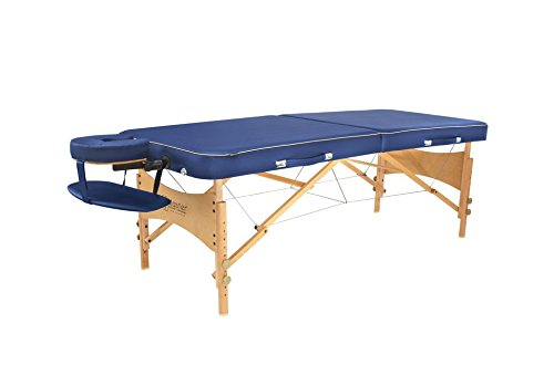 Master Massage Bermuda Portable Massage Table Package, Blue, 30 Inch マッサージ テーブル ベット   B00B5BHGXW
