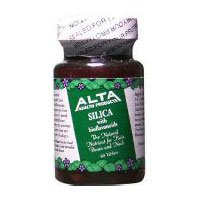 Alta Health Products Silica with Bioflavonoids - 120 tablets, Pack of 3 (Tabs 120 Silica)
