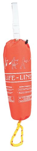 LIFE LINE Rescue Throw Bag, 50 ft.