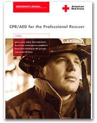 CPR/AED For The Professional Rescuer (Instructor's Manual)