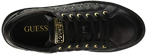 Black Guess Donna Sneaker black Nero Glinna qXq6UY