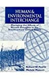 img - for Human and Environmental Interchange: Managing the Effects of Recent Droughts in the Southeastern United States book / textbook / text book