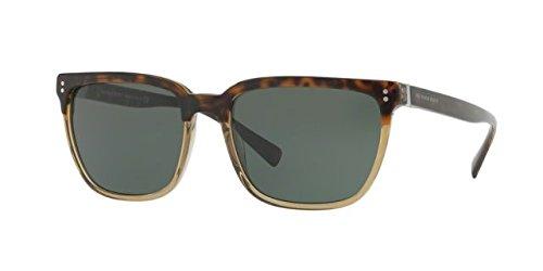 Burberry Men's 0BE4255 Top Havana Grey/Green One Size