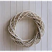 SparkWorks Grey Willow Wreath