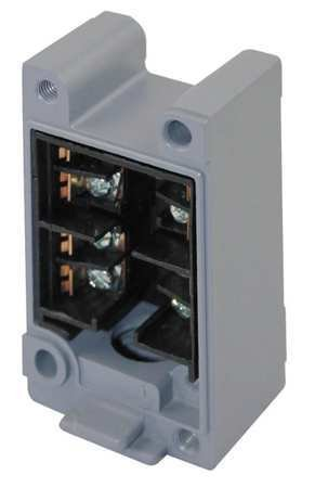 Limit Switch Receptacle, 2NO/2NC
