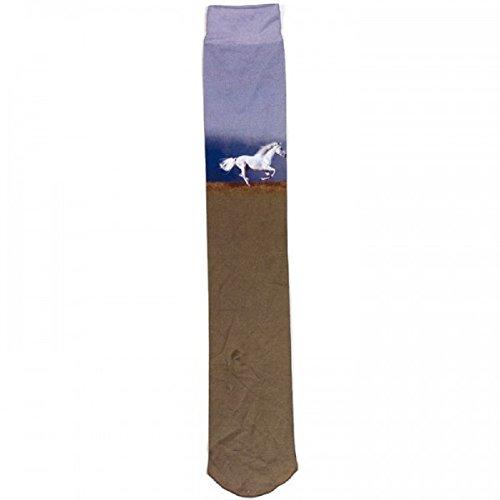 Zocks Boot Socks by Ovation (2094 Desert Plains Horse, Ladies 9-11)