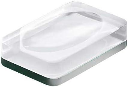 0.5 L x 4.7 W Blue Gedy 7311-05 Iceberg Soap Holder
