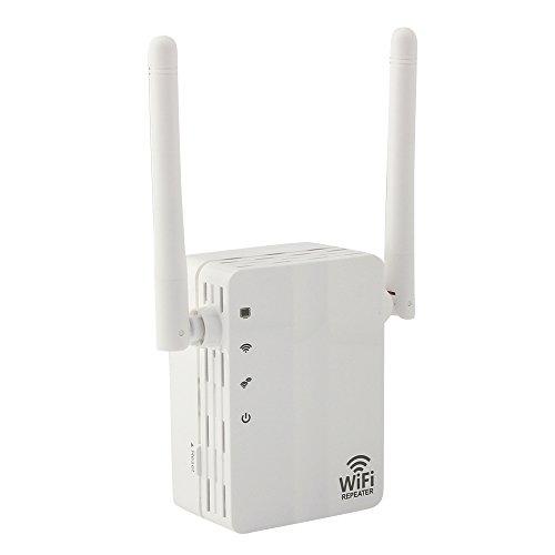 2T2R 802.11n Wi-Fi WIFI Extender Wireless WIFI Range Extender Antenna Wifi Repeater Wifi Booster with Long Range Extender 300Mbps