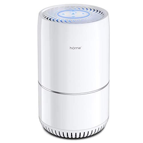 TOP RATED HOMELABS AIR PURIFIER REMOVES MOLD, DUST, DANDER & MORE!