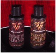 (Virtuoso Premium Instrument Polish & Cleaner Combo)
