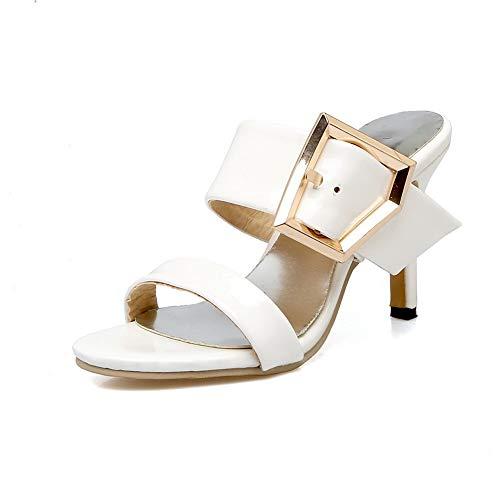 Donna Ballerine 35 EYR00340 White Aimint Bianco xaqEwfR